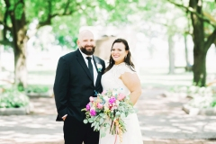 Amy & Greg Downriver Wedding - Crystal Gardens & Whiskey's on the Water