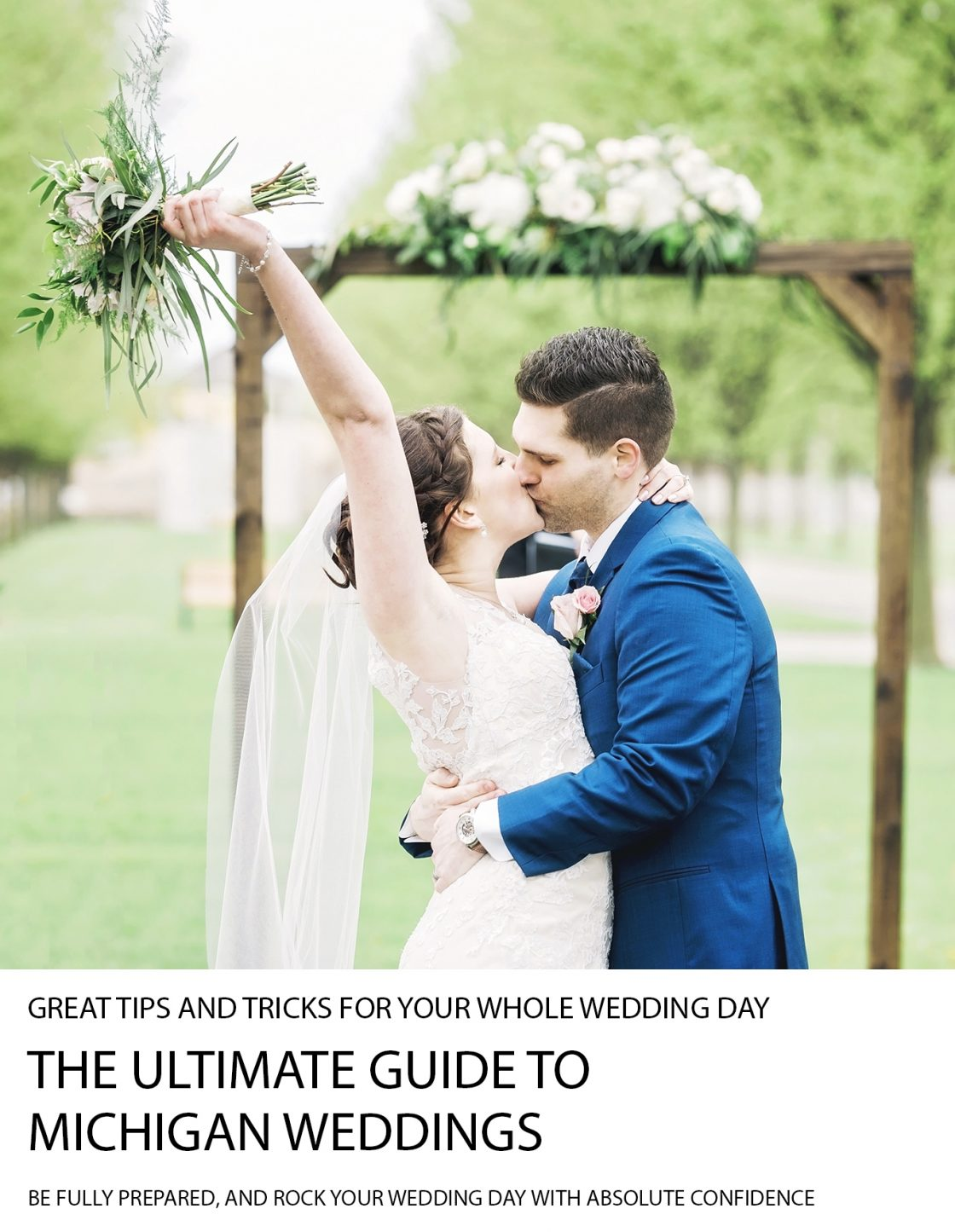 The Ultimate Guide to Michigan Weddings