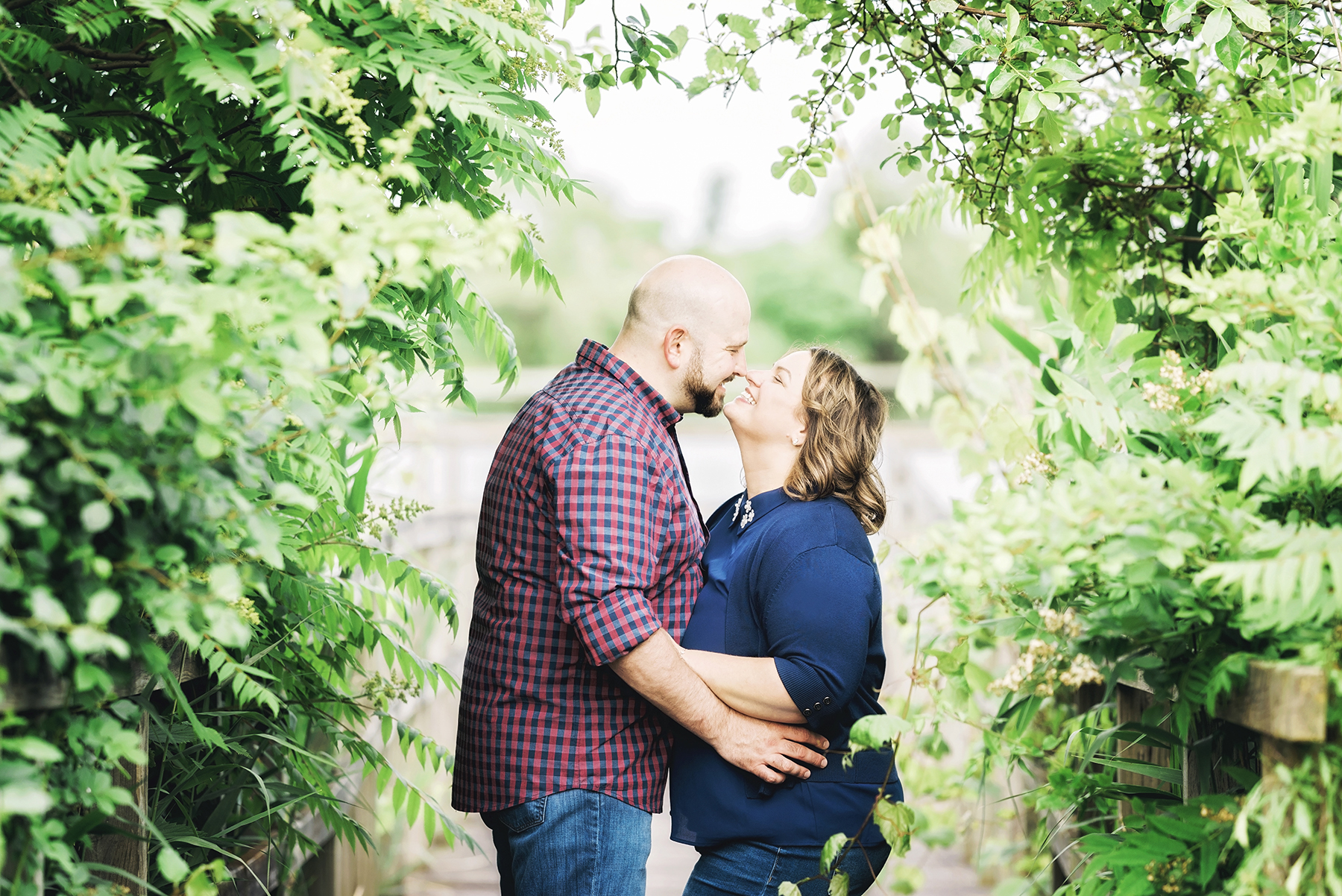Crosswinds Marsh Engagement Session