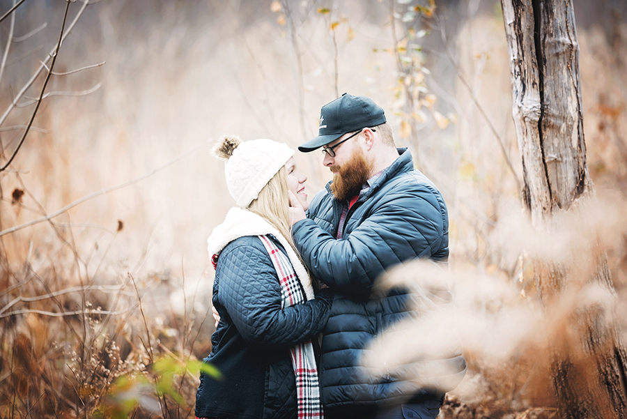 Belle Isle Nature Trails - Detroit Engagement Sessions