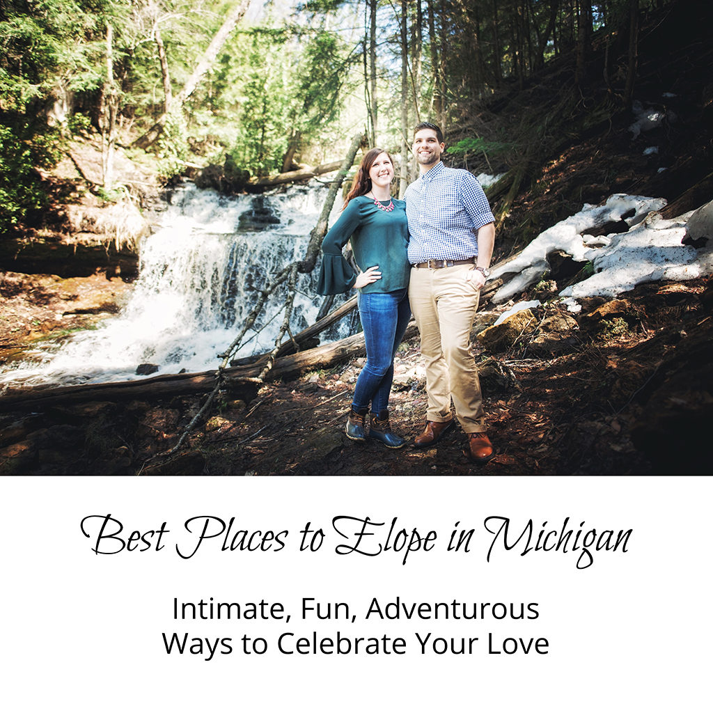Best Places to Elope in Michigan