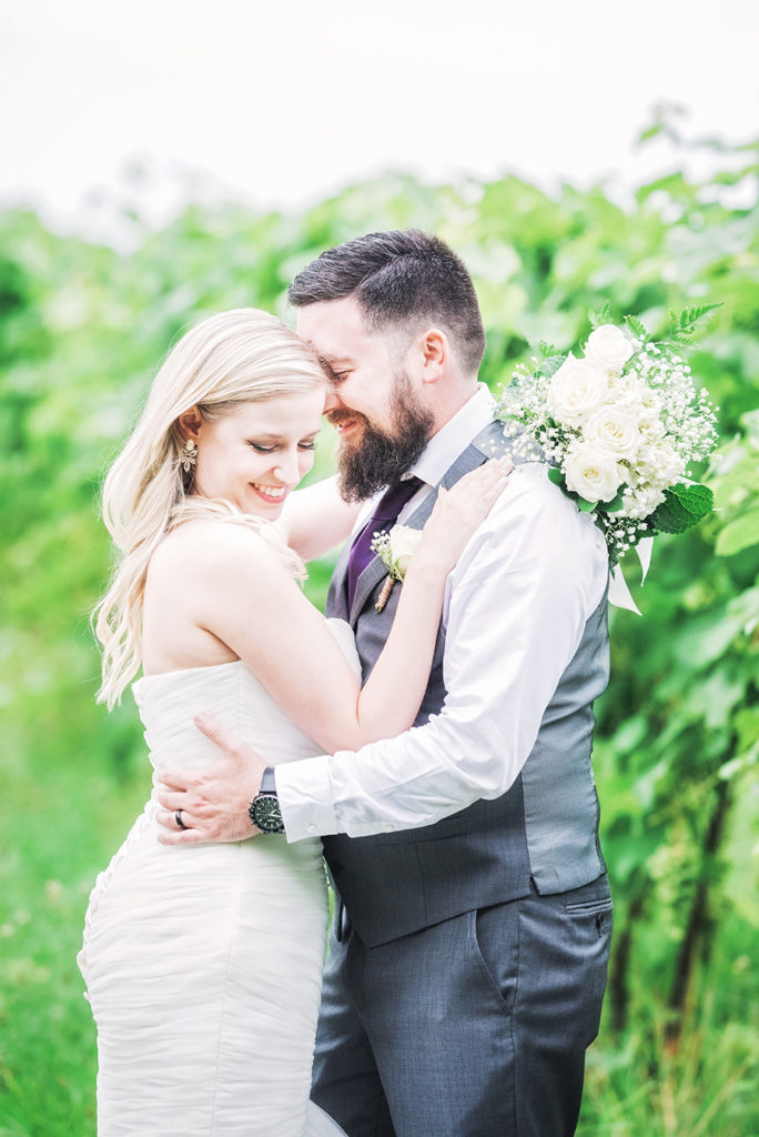 Traverse City Winery Elopement